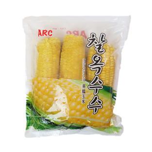 Frozen Korean Corn Cob (720g) 黃糯玉米
