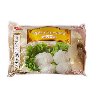 Wei Chuan Vegetable Mushroom Bun (300g)