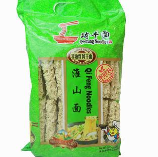 Qeefeng Noodles (800g) 琦丰淮山面(800g)