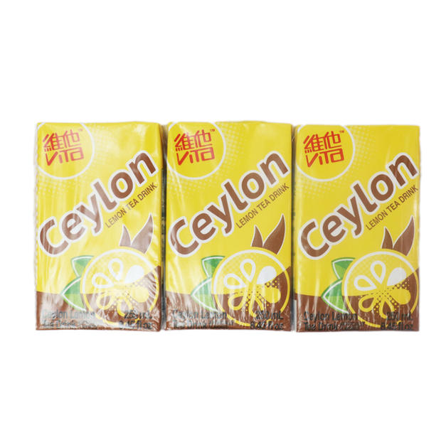 VITA Ceylon Lemon Tea x6 维他柠檬茶x6