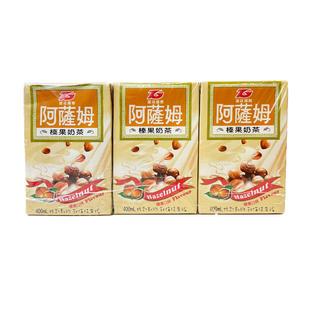 ASSAM Hazelnut Milk Tea (400ml X6) 阿萨姆榛果