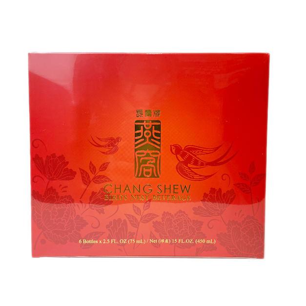 Chang Shew Bird_s Nest Beverage (45ml X