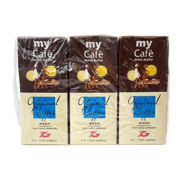 ASSAM My Cafe Original Coffee (350ml X 6