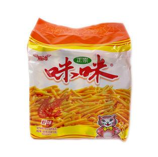AS Crisp Chips-Shrimp flavor (70g) 爱尚虾味咪