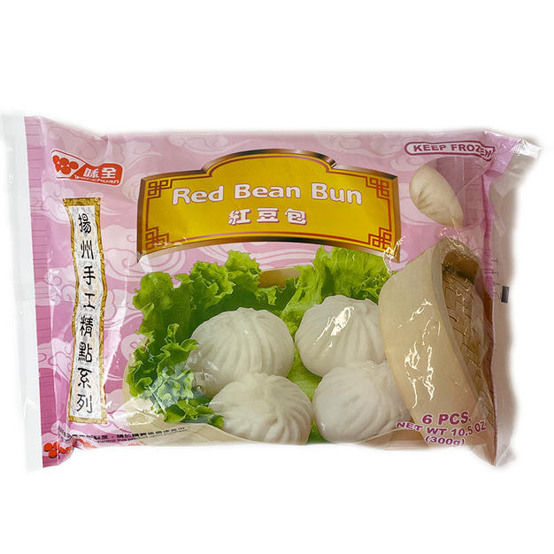 Wei Chuan Red Bean Bun (300g) 味全红豆包