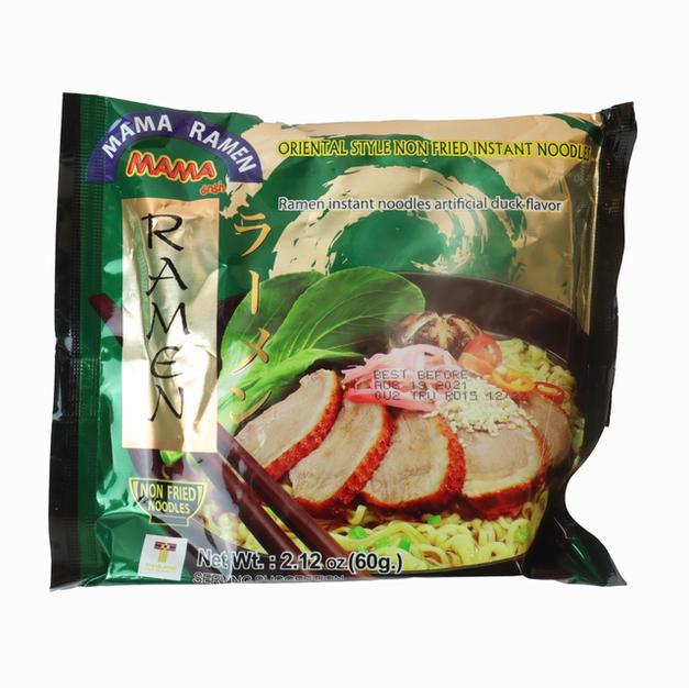 Mama Instant Noodle Duck Flavor (60g) 妈妈