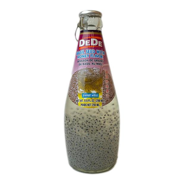 DeDe Basil Seed With Honey Flavor (290ml