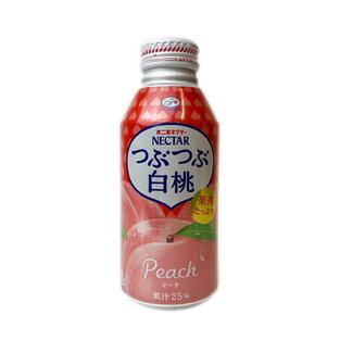 FUJIYA Soft Drink-Nectar White Peach Fla