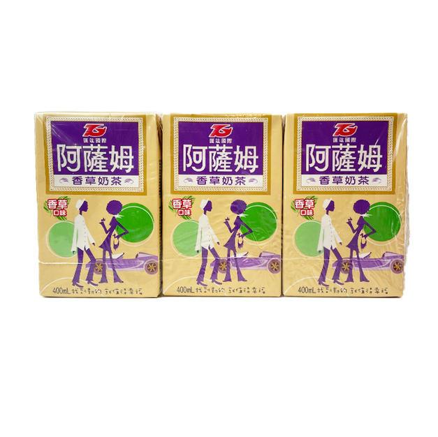 ASSAM Vanilla  Milk Tea (400ml X 6)阿萨姆香草