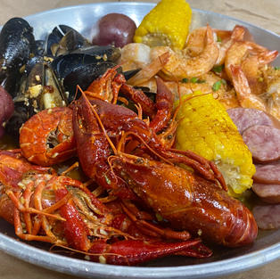 Seafood Bowl 7
