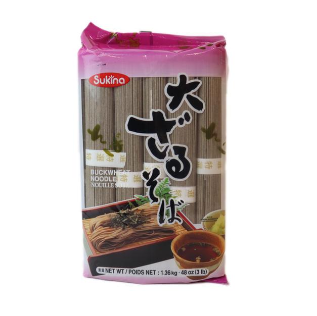 Sukina Buckwheat Noodle (3lb) Sukina 荞麦面