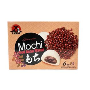 Kaoriya Red Bean Mochi (210g) Kaoriya 红豆