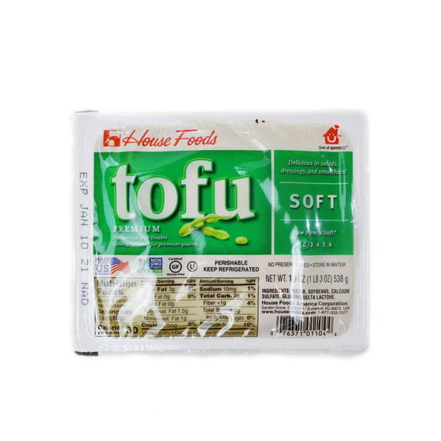 House  Champion Tofu - Soft (538g) 嫩豆腐