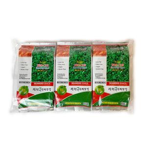 Kim-Chi Seaweed (5gx3) 韩国泡菜海苔