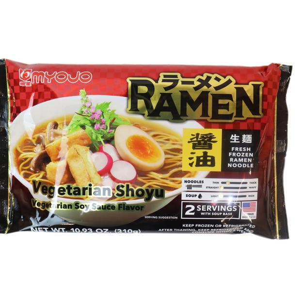 MYOJO NAMA RAMEN ASSARI SHOYU (310g) 明星醬