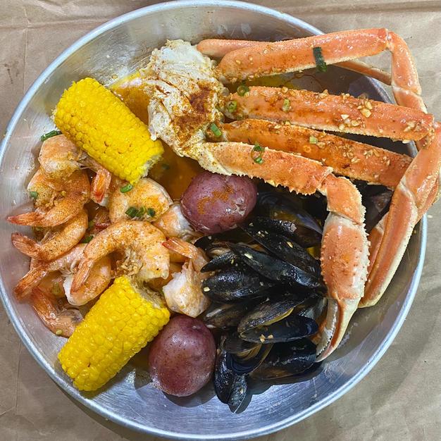 Seafood Bowl 2