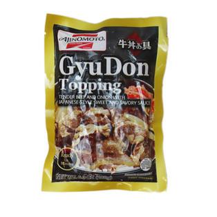 Ajinomoto Gyu Don Topping (180g) Ajinomo