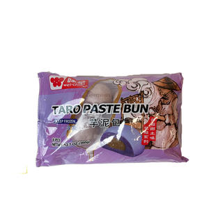 Wei Chuan Taro Paste Bun (360g) 味全芋泥包