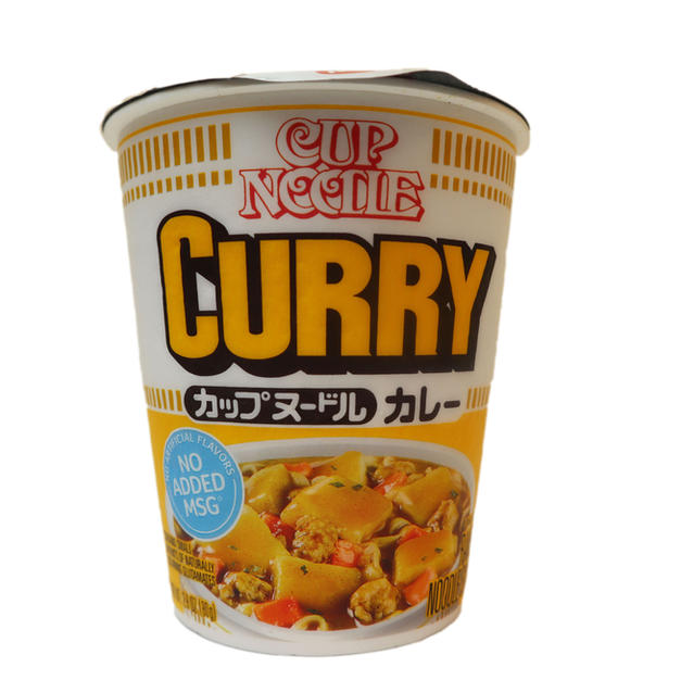 Nissin Cup Noodle-Curry (80g) 日清咖哩杯麵