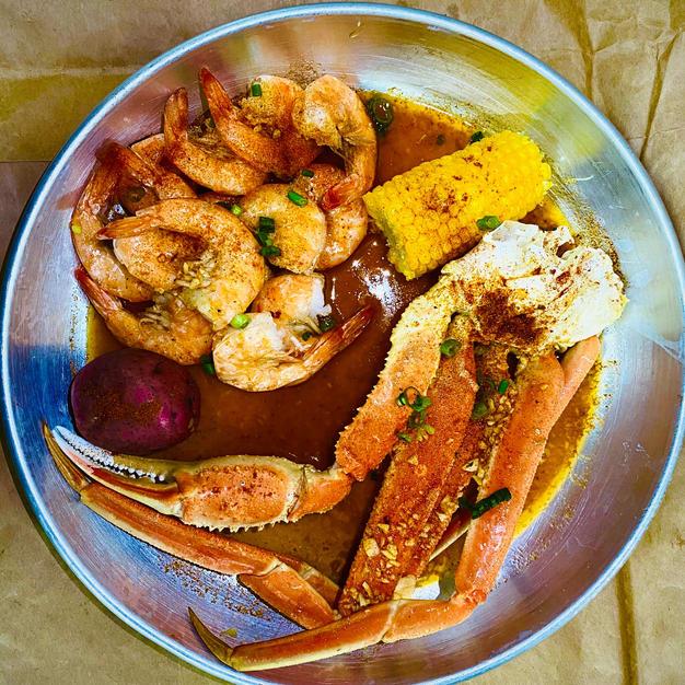 Seafood Bowl 8