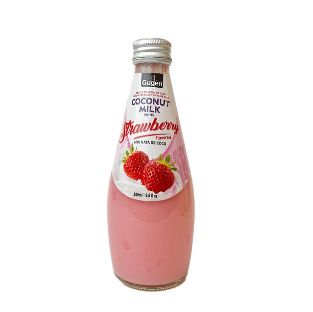 Gugen Coconut Milk Strawberry (290ml) Gugen