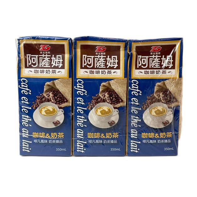 ASSAM Coffee Milk Tea (350ml X 6) 阿萨姆咖啡奶