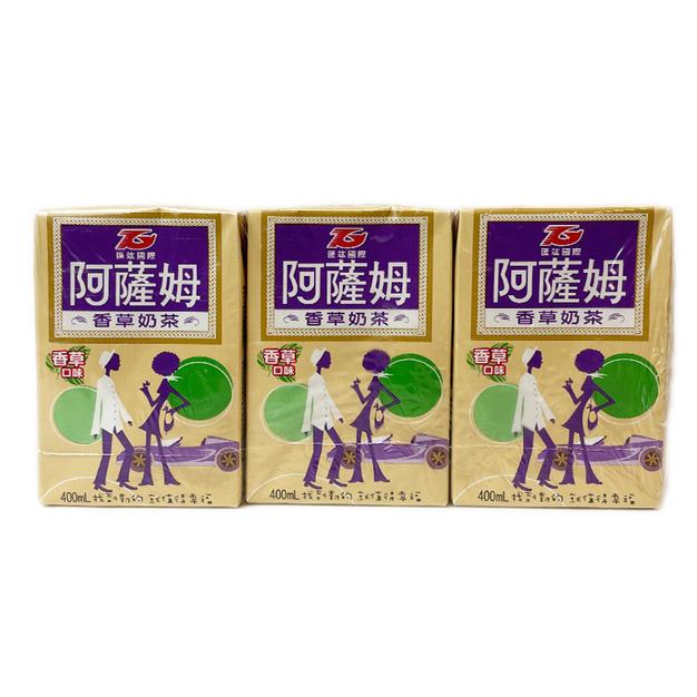 ASSAM Vanilla Milk Tea (400ml X 6) 阿萨姆香草