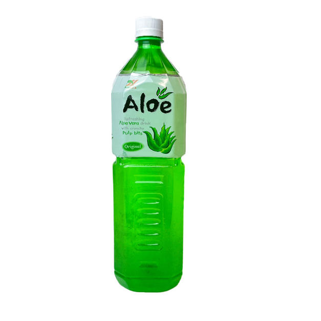 Hanasia Aloe Vera Drink (1.5L) 韩亚芦荟饮料