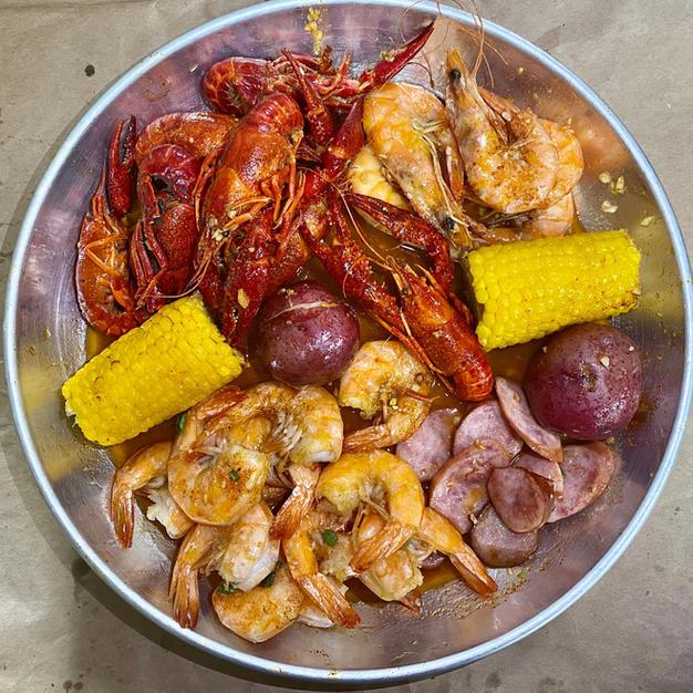 Seafood Bowl 5