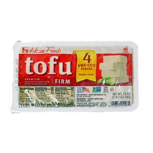 House  Champion Tofu - Firm (19 oz) 老豆腐.