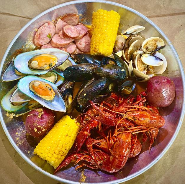 Seafood Bowl 3