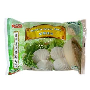Wei Chuan Turnip Strip Bun (300g) 味全萝卜丝包