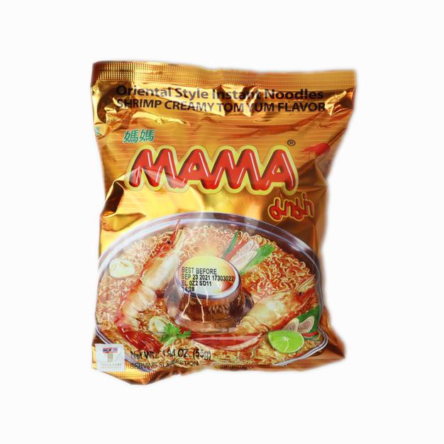Mama Instant Noodle Shrimp Creamy Tom Yu
