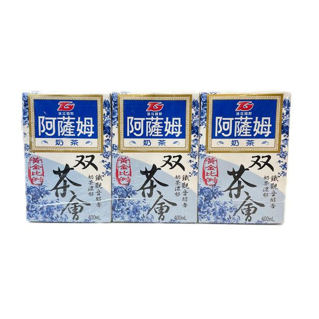 ASSAM Oolong Milk Tea (400ml X6) 阿萨姆双茶会奶