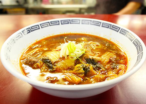 鳴萬テイルスープ