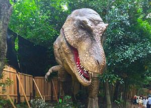 恐竜アトラクション『ディノアドベンチャーランド名古屋』大高緑地に2016年7月OPEN予定!