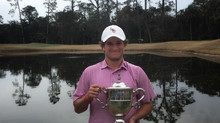 Garrett Barber Named Southern Golf Association's Amateur of the Month for January 2018