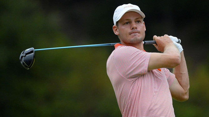 Doc Redman Named Southern Golf Association's Amateur of the Month for August