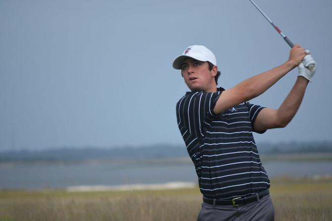 Davis Riley Named Southern Golf Association's Amateur of the Month for September 2017