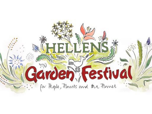 Join us at Hellens Garden Festival