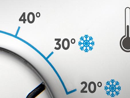ซักผ้าอุณหภูมิ 30 VS 40 องศาเซลเซียส