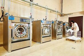 ซักผ้าอุตสาหกรรม