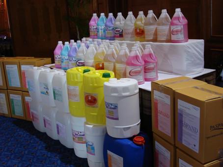 What is detergent?