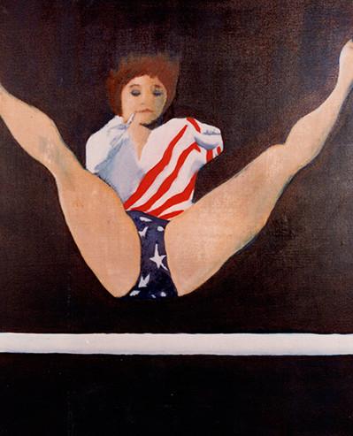 J.O. 1984 - Mary Lou Retton