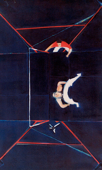 Li Ning - J.O. 1984 Los Angeles