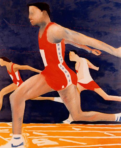 J.O 1984 - Carl Lewis
