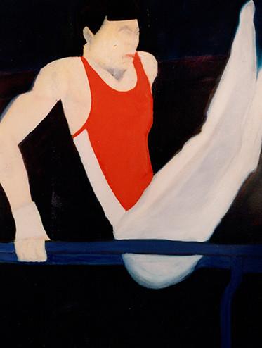 J.O. 1984 - Lou Yun