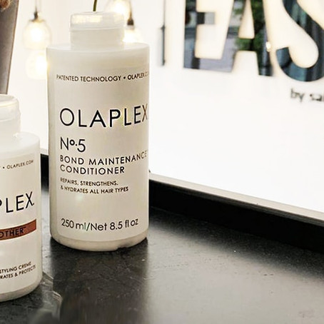 GOODBYE SUMMER, HELLO OLAPLEX.