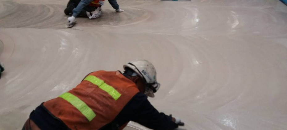 PU Floor thickness 4 mm. GKN_๑๙๑๒๐๗_0036