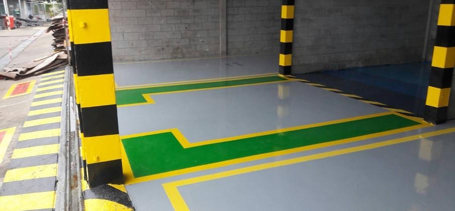 Epoxy Flooring IPC Thailand